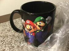 Loot Gaming Teamwork Super Mario Bros. Mug Mario And Luigi And Iconic Mushroom