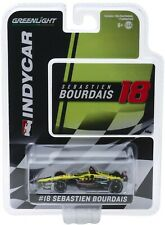 1:64 2019 Greenlight Sebastien Bourdais #18 Dale Coyne Racing  IndyCar Diecast