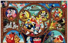 Disney Heroes (20) Cuadro De Punto De Cruz