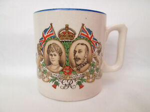 A Commemerative King George 1935 Silver Jubilee Ceramic Cup
