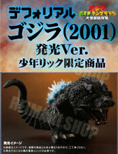 PRE Deforeal Godzilla 2001 Light Up Ver. Ric-toy limited GMK figure X-PLUS
