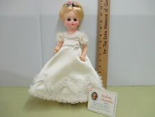 """Madame Alexander 14"""" Doll First Ladies of the USA, 1506 Louisa Adams"""