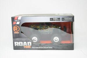 Rare NEW RadioShack Road Trek RC Truck Radio Controlled Toy Car 1/24 Camo