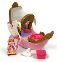 Imaginext Precious Places Swan Boat Playset w/ Accessories & Princess Figure