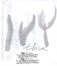 ELISA IVY CD + DVD RARO
