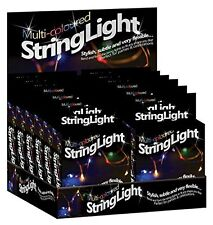 String light ~ multicolore ~ batterie string lights ~ fée lumières