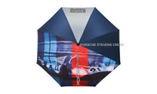 Porsche MARTINI RACING Umbrella 917 Long Tail Large Dark Blue Black Red OEM