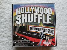Hollywood Shuffle The Movie Plot Game 2007 Vintage Sealed