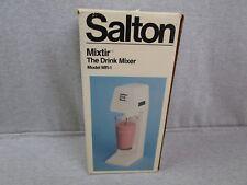 Salton Mixtir The Drink Mixer Model MR-1 Smoothie Milkshake Maker NOS Vintagel