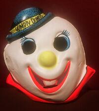 Vintage Humpty Dumpty Halloween Mask Costume