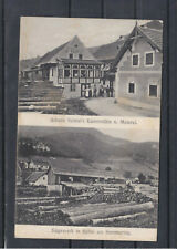 RRR Detailansicht Joh. Schruf´s Kunstmühle u. Malerei Spital am Semmering gel.