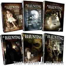 A Haunting: Original Series Complete Seasons 1 2 3 4 5 6 7 Box / DVD Set(s) NEW!
