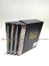 THE GODFATHER DVD Collection 5x DVDs - Boxed Set (English - UK release)
