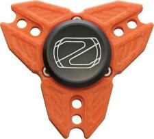 Stedemon Knives Tri Orange G10 Fidget Hand Spinner Top  Z04GORG