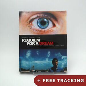Requiem For A Dream BLU-RAY w/ Slipcover
