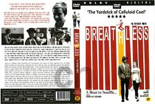 Breathless - A Bout De Souffle (1961 - Jennifer Jones  DVD NEW