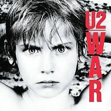 U2 - War              *** BRAND NEW CD ***