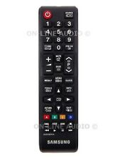 *NEW* Genuine Samsung PS43D450A2W TV Remote Control