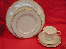 Lenox  Federal Gold 5 Piece Place Setting  NEW!