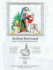 Publicité Contemporaine  Bijou  Arthus-Bertrand  2013  P. 19