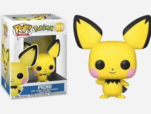 Funko Pop! Games: Pokemon - Pichu Vinyl Figure 579