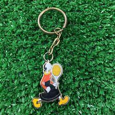 Popeye Olive Oyl Tennis Keychain Key Ring