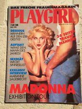 Madonna rare magazine 1991