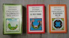 Il Signore degli Anelli | Prima edizione Biblioteca Rusconi 1974