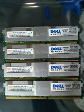 New listing 16Gb Kit (4x 4Gb) Dell PowerEdge 2900, 2950, 1900, 1950, 1955 R900 Ram Snp9F035C