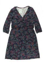 Boden mehrfarbige Damenkleider aus Viskose