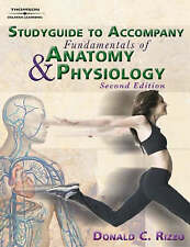 NEW Study Guide for Rizzo's Fundamentals of Anatomy and Physiology, 2nd