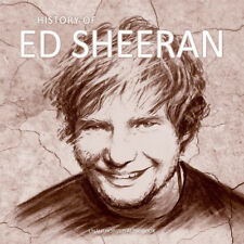 Ed Sheeran : History Of CD (2018) ***NEW***
