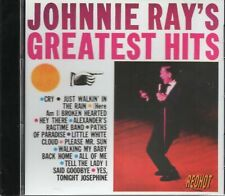 Johnnie Ray - Greatest Hits (1992 CD) New & Sealed