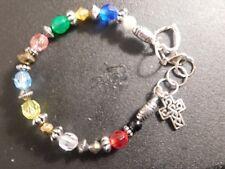 beautiful elegant artisan crystal tribal bracelets custom you choose pick one