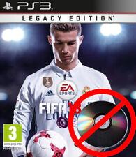FIFA 18 PS3 castellano **ultimas unidades**