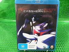 Casshern Sins - Part 2 Blu Ray EPS 13-24 , AUS VER  REG  4 Anime
