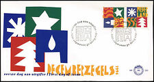 Netherlands 1994 Christmas FDC First Day Cover #C28069