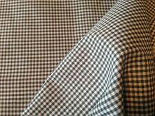Green 1/16 inch Gingham Check Fabric - 6 Yards - BBGCGN16