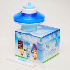 Samozdrav Cosmic Health breathing device. Anti astma. English manual.