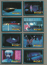 Tron 1981 Donruss 66 Card Complete Set