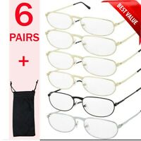 Nearsighted Reading Glasses Negative Power Readers Myopia Eyecare Readers Unisex
