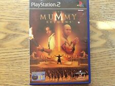 The Mummy Returns Ps2 Game! Look In The Shop!