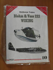 BLOHM & VOSS 222 WIKING  by WALDEMAR TROJCA