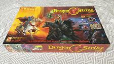 complete VINTAGE DRAGON STRIKE BOARD GAME BOXED 1993 TSR FANTASY VHS d&d 0466
