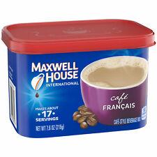 Maxwell House International Cafe Francais Beverage Mix - 7.6oz