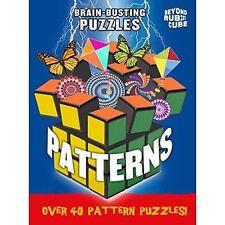 Beyond the Cube: Pattern Puzzle (Beyond the Rubik Cube),Khan, Sarah,New Book mon