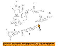 GM OEM Exhaust-Muffler & Pipe Gasket 15876234