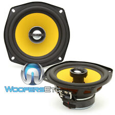 "JL AUDIO C1-525X 5.25"" 225W 2-WAY ALUMINUM TWEETERS COAXIAL CAR SPEAKERS NEW"