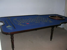 More details for roulette wheel 32 inch by caro paris. roulette table by john huxley