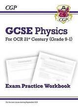 New Grade 9-1 GCSE Physics: OCR 21st Century Exam Practice Workbook by CGP...